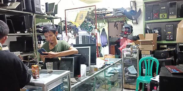 Jasa Service Laptop dan Komputer di Tangerang