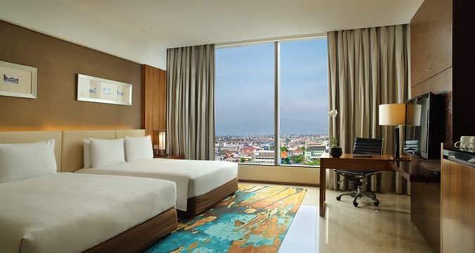 100 Hotel Terbaik di Bandung 2019
