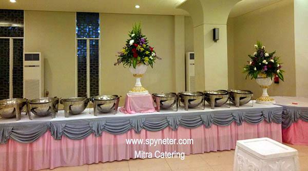 Paket catering buka puasa di Bintaro