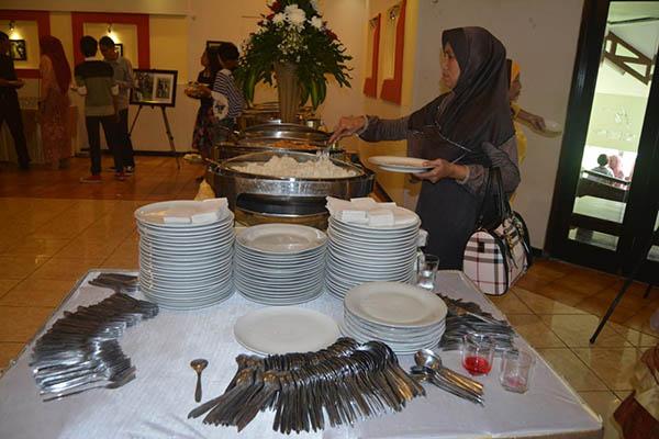Catering di Jatiuwung menu prasmanan dan paket pernikahan murah