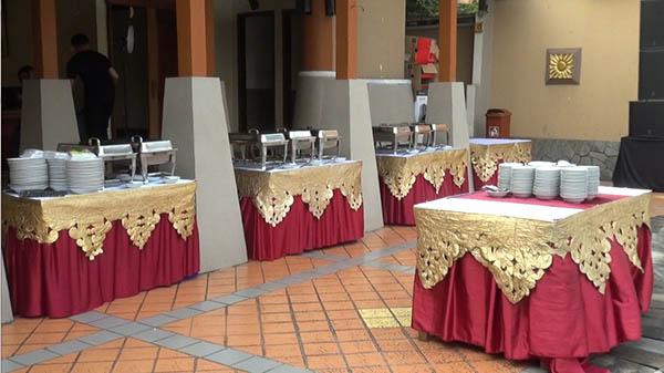 Catering Prasmanan Jakarta Barat yang murah dan enak