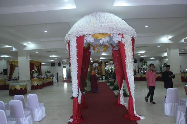 10 Gedung Pernikahan di Bandung Terbaik
