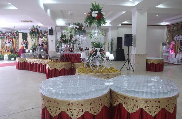 Catering di Grogol Jakarta Selatan