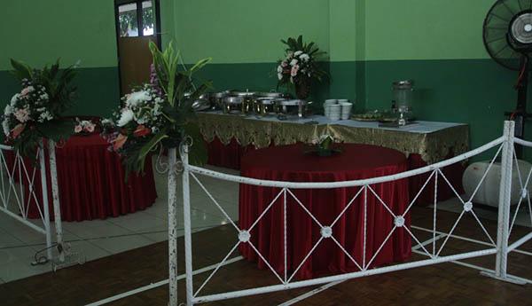 Catering di Jagakarsa, Jakarta Selatan