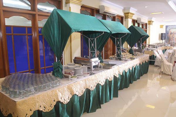 Catering di Pondok Pinang, Jakarta Selatan