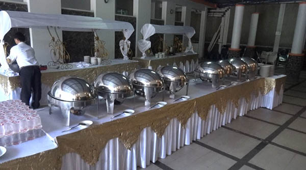 Catering di Slipi Jakarta Barat