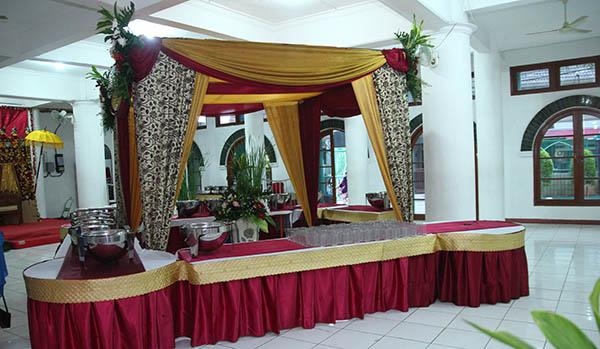Catering di Tangerang Kota Menu Prasmanan Pernikahan Murah