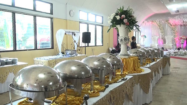 Catering Prasmanan dan Paket Wedding Murah di Kedoya Jakarta Barat