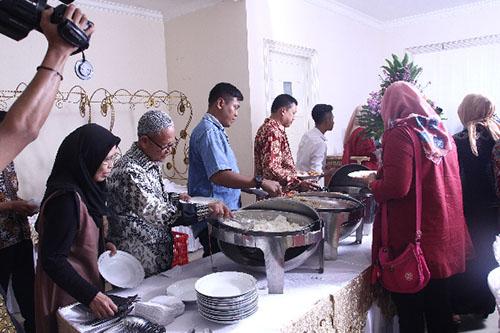 Menu catering pernikahan murah di depok