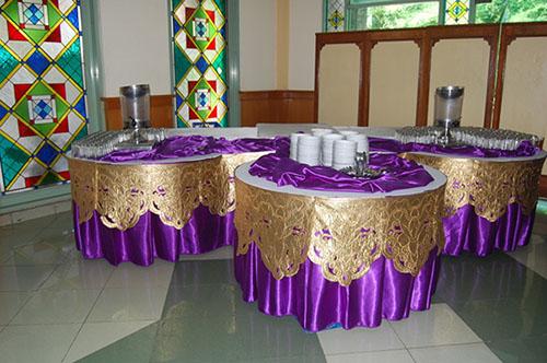 Paket catering pernikahan 400 porsi atau 200 undangan