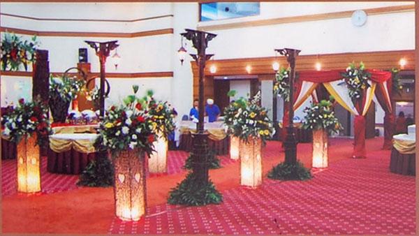 Paket catering pernikahan 800 orang di rumah dan Gedung