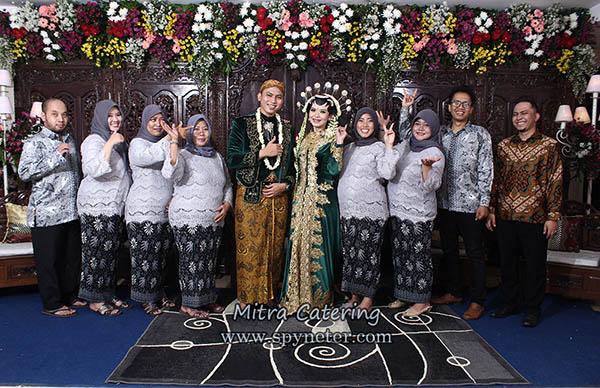 Paket catering pernikahan di Jakarta Pusat