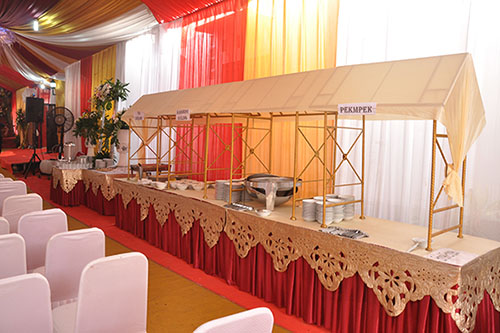 Catering Taman Palem Cengkareng