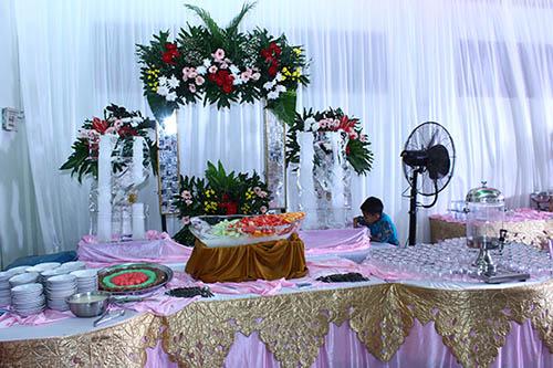 Paket catering pernikahan murah di pasar rebo