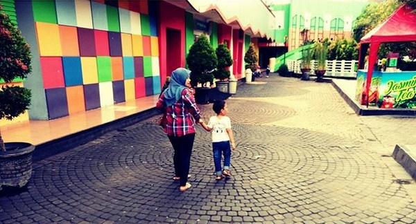 Obyek wisata Taman Pintar Yogyakarta