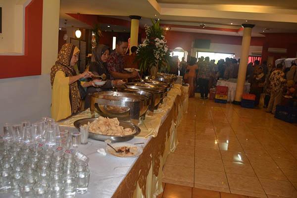catering prasmanan di Cikarang untuk pernikahan dan khitanan yang murah dan enak