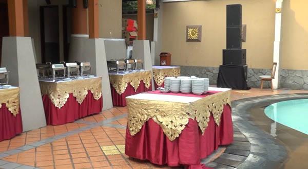 catering di Tanah Abang Jakarta Pusat prasmanan murah untuk pernikahan dan sunatan