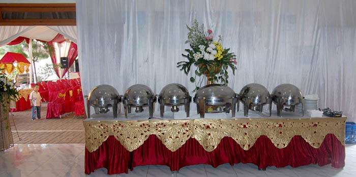 Menu Prasmanan Pernikahan di Rumah dan Gedung 2020