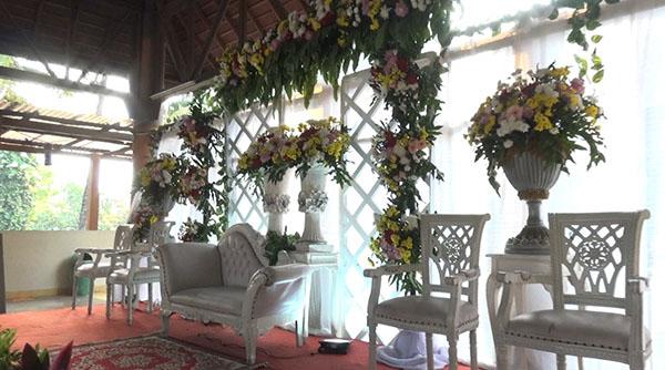 paket catering pernikahan 700 porsi di rumah dan gedung