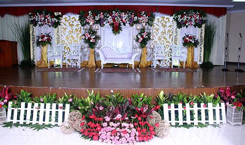 Paket Pernikahan Jakarta Barat di Gedung dan di Rumah
