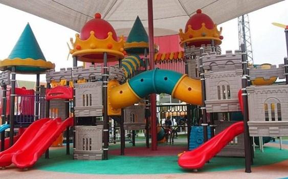 Playparq Bintaro tempat wisata anak di daerah bintaro