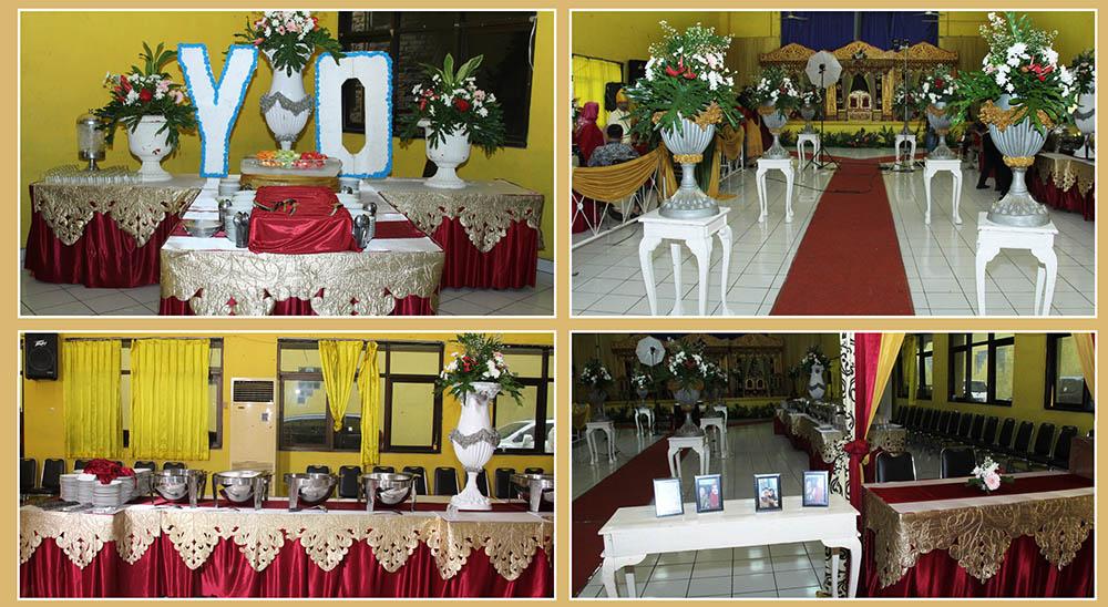 Paket Pernikahan Lengkap di Depok di Rumah dan Gedung